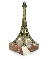 Statuette of Eiffel Tower