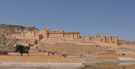 Fort Ambert (India - Rajasthan)