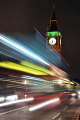 big ben and london's traffic
