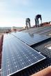 Panneaux solaires installés sur votre toit