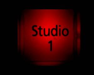 "Voyant ""studio 1"" clignotant"