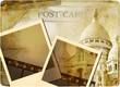 parisian memories - vintage photoalbum
