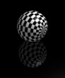 chess ball 3d