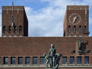 Le Radhuset : l'hotel de ville