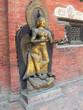 Bronze Statue, Kathmandu