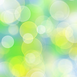 Fototapety Beautiful abstract background of holiday lights