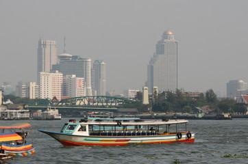 rivière de bangkok