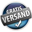 Button gratis Versand