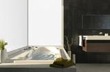 Fototapety Bathtub with views 2