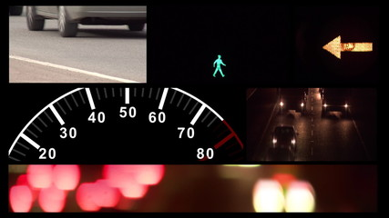 Traffic and speed