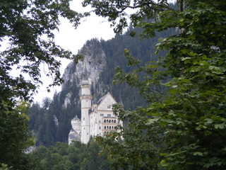 neuschwanstein castle of bavaria