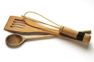 Utensili artigianali da cucina