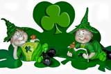 Leprechaun Luck poster