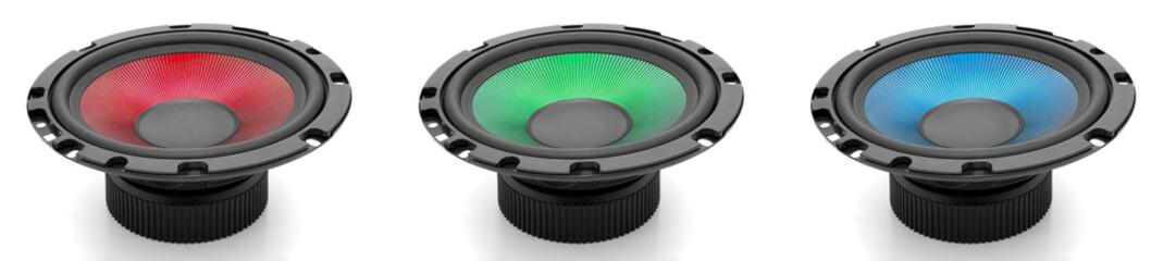 RGB sound