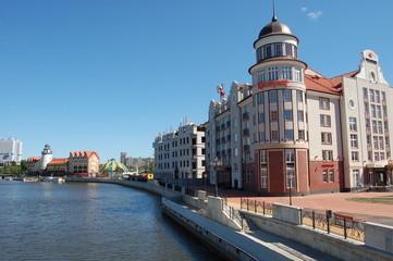Kaliningrad. Königsberg.