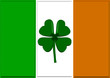 Luck Of The Irish Flag