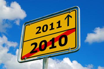 Jahreswechsel 2010-2011