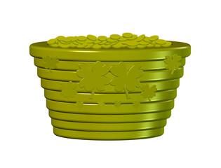Leprechaun's Pot Of Gold - Saint Patricks Day
