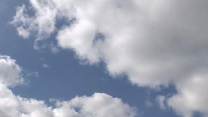 Cloud Time-Lapse