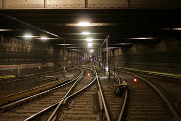 U-Bahn Abstellbahnhof Berlin Deutsche Oper