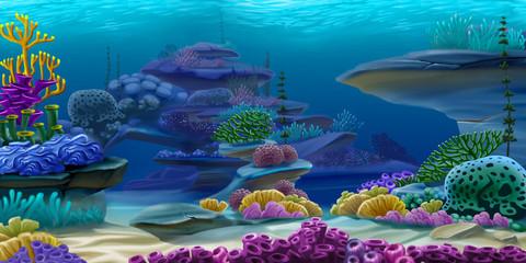 Deep Under water