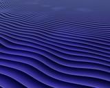 soft harmonic waves poster