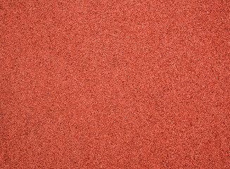 Red racetrack texture