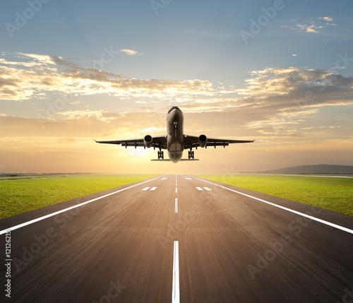 ladowanie-samolotu