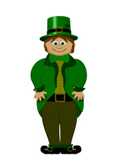 Leprechaun  - Saint Patricks Day