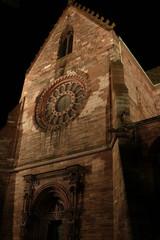 rosone della chiesa