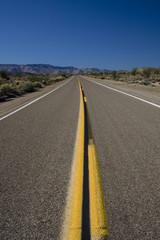 Stright Roadway