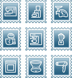 Postage stamp set 19