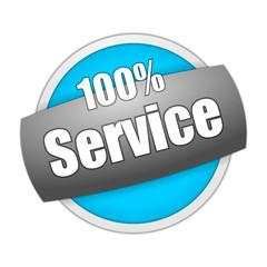 button d5 100% service