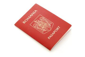 passport isolated