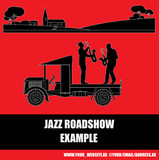 Jazz Roadshow Flyer poster