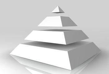 3D Pyramide