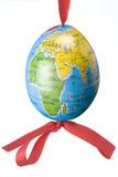 Easter Egg as Earth