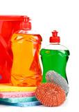 Fototapety Household chemical goods
