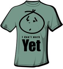 camiseta dontwork