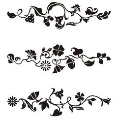 Ornamental Frieze Designs