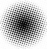 Fototapety Black spot design halftone dots