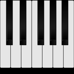 klaviertasten I