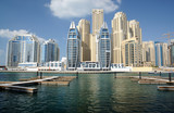 Fototapety Dubai Marina, United Arab Emriates