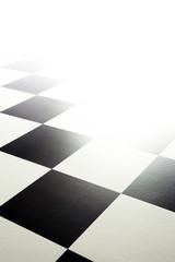 Check checkered floor