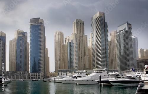 Dubai Marina District © creativei
