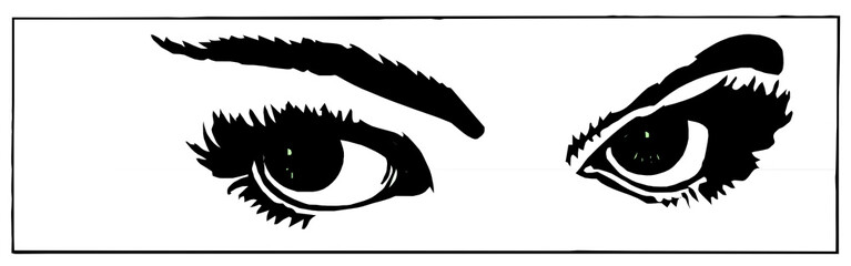 The eyes 2