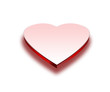heart icon 3d