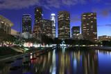 Los Angeles at night - Fine Art prints