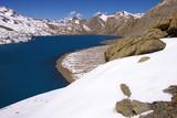 High-mountainous lake Tilicho poster