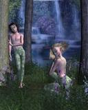Forest Elves poster